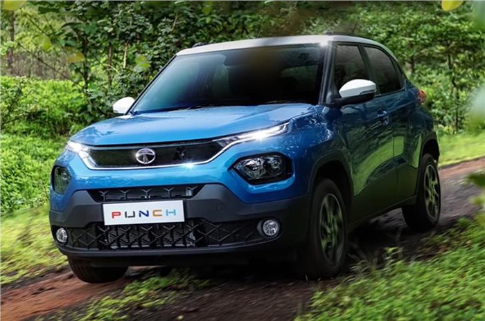Tata Punch bookings start on Ocotber 4; four variants; many features    Autocar India