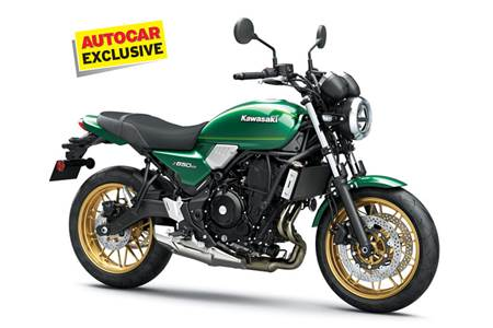 Kawasaki Z650RS unveiled, India launch in 6 months