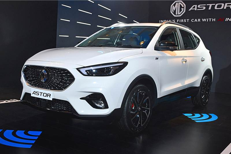 MG Astor to get eight variants; price announcement in October