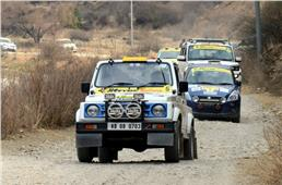 JK Tyre INRRC a stepping stone into professional rallying