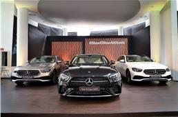 Mercedes-Benz sees strong sales; delivers 4,101 cars in Q...