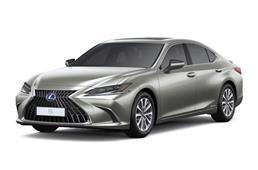 Lexus ES facelift launched at Rs 56.65 lakh