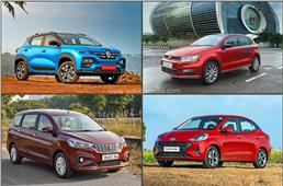 Automatic SUVs, cars in India between Rs 7-10 lakh