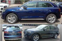 Bookings for Audi Q5 facelift open ahead of its November ...