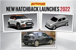 Upcoming hatchbacks in India in 2022
