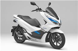 Honda working on electric scooter for India