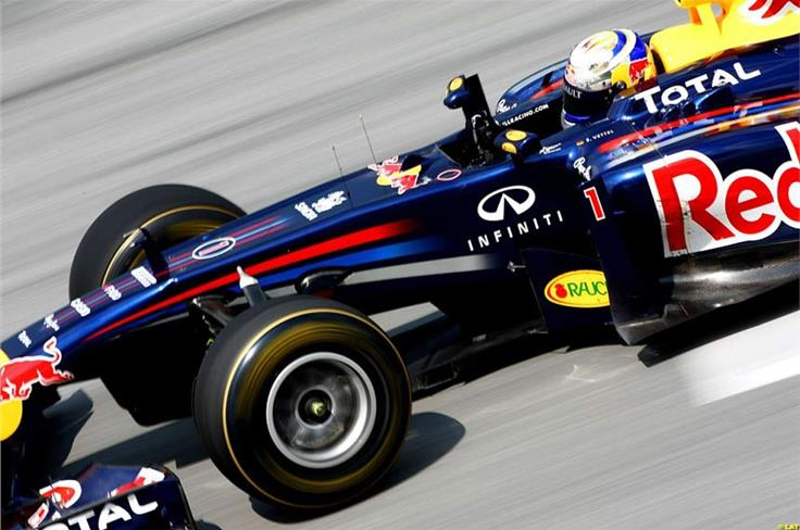 Snap! Victory from pole once again as Red Bull dominates in Malaysia.