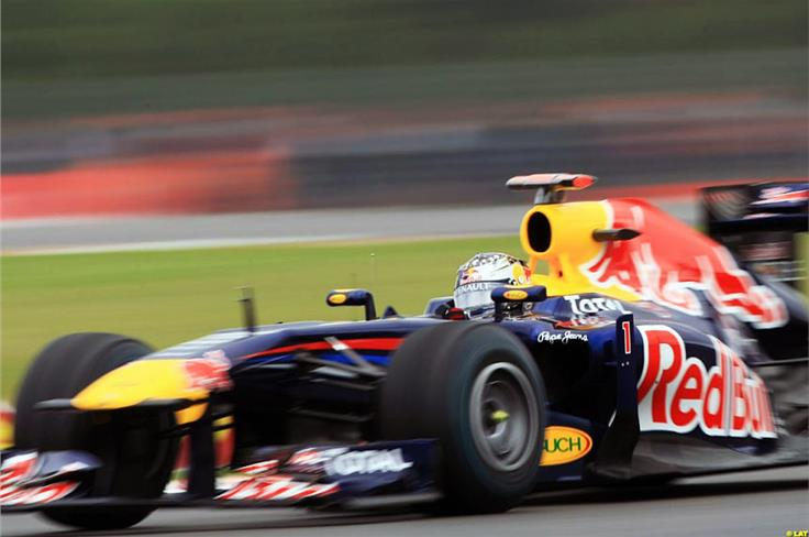 Defeat to Alonso's Ferrari is a surprise at Silverstone, one which is put down to cooler temperatures failing to enable Red Bull to unlock the performance of its Pirellis.