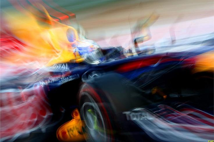 Hungarian GP practice is a frantic affair, but a warmer day does at least give Red Bull optimism ahead of the weekend.