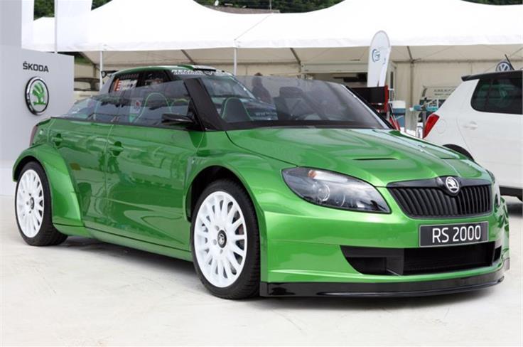 Skoda RS 2000.