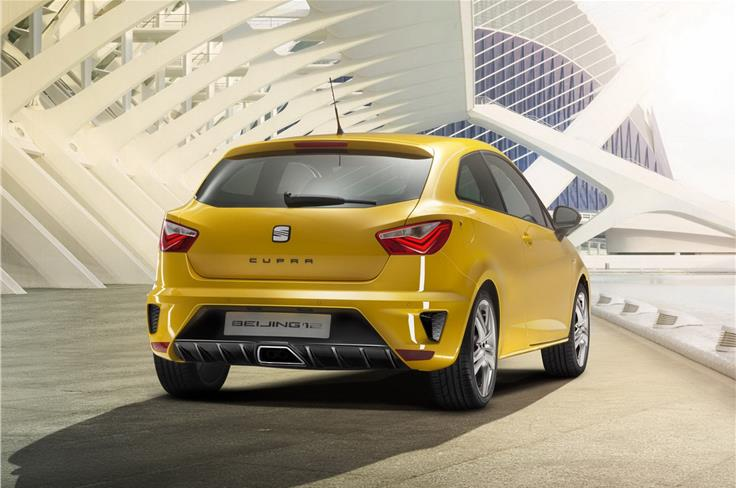 The Cupra is powered by a 178bhp 1.4-litre engine.