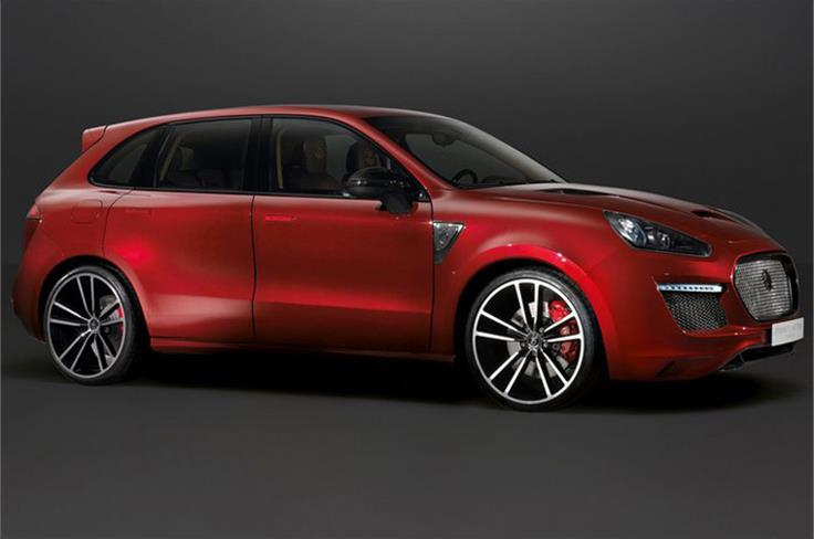 Eterniti Motors, the London-based boutique luxury carmaker, unveiled the engineering prototype of its first car at the Beijing motor show. The car, named Artemis, is the world's first Super-SUV - a term created for a new class of vehicle providing the higher levels of luxury, performance and exclusivity.