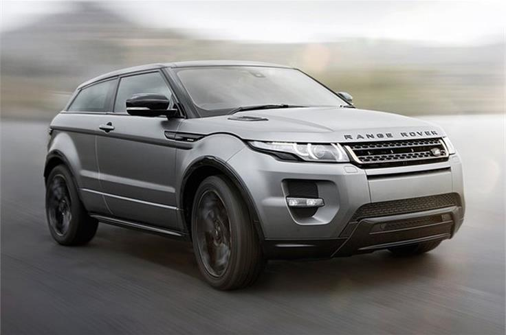The long-awaited Victoria Beckham-designed Range Rover Evoque has been revealed at the Beijing motor show. Just 200 units will be produced.