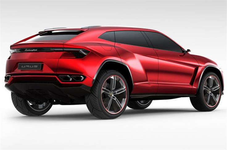 """The name Urus come from a very large and powerful wild bull that was common in central Asia and Europe in the middle ages, and Lamborghini promise the Urus will set a new performance benchmark for SUVs. As Stephan Winkelmann, President and CEO of Automobili Lamborghini says """"The Urus is the most extreme interpretation of the SUV idea"""""""
