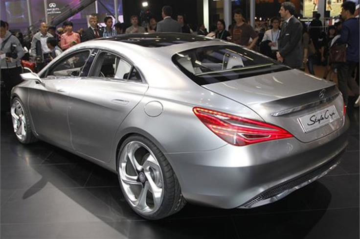 Mercedes boss Dieter Zetsche also confirmed plans for many more compact cars.