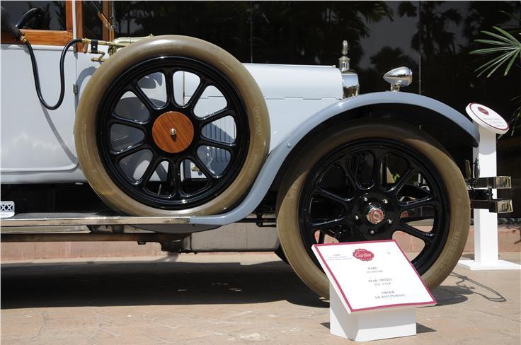 1922 Sunbeam 14HP