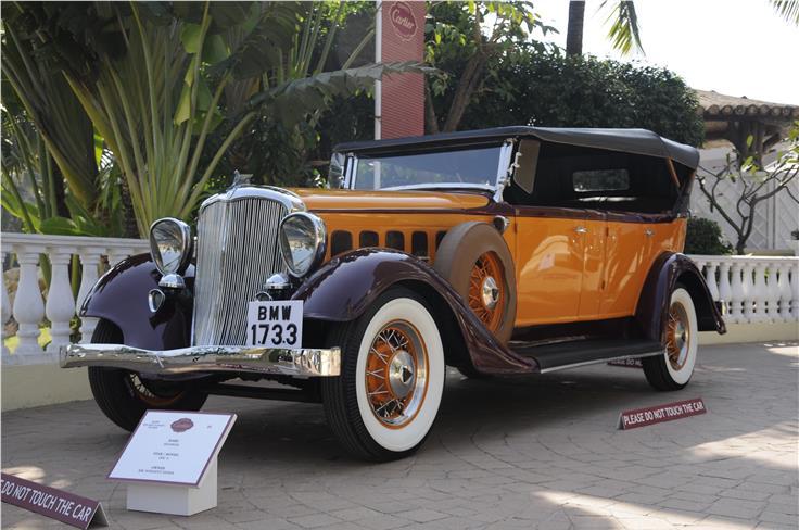 1932 Hudson 8