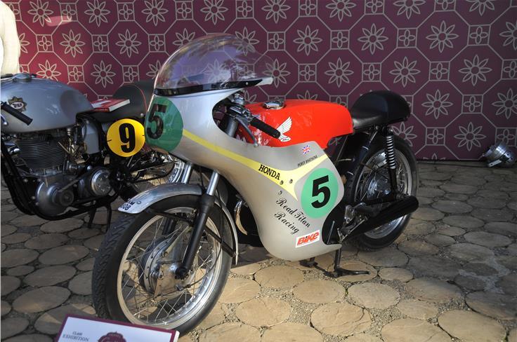 1960 Honda CB72 Clubmans