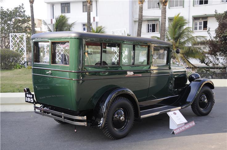 1926 Chrysler Model C