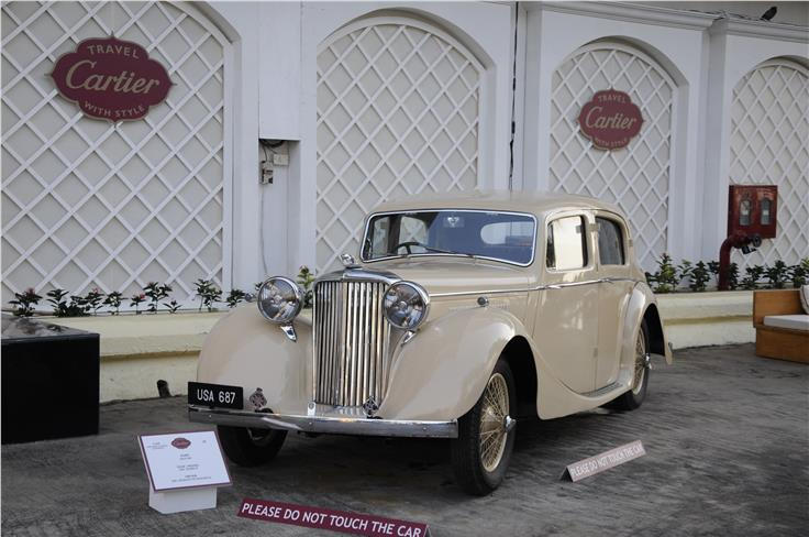 1946 Jaguar Mark IV
