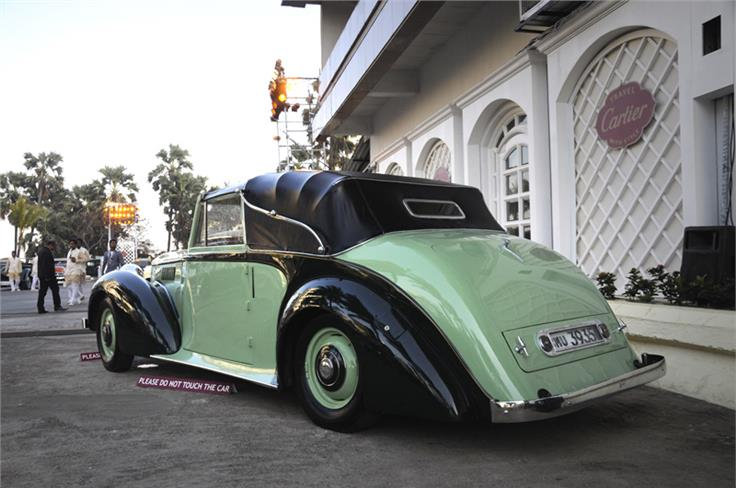 1947 Invicta Black Prince