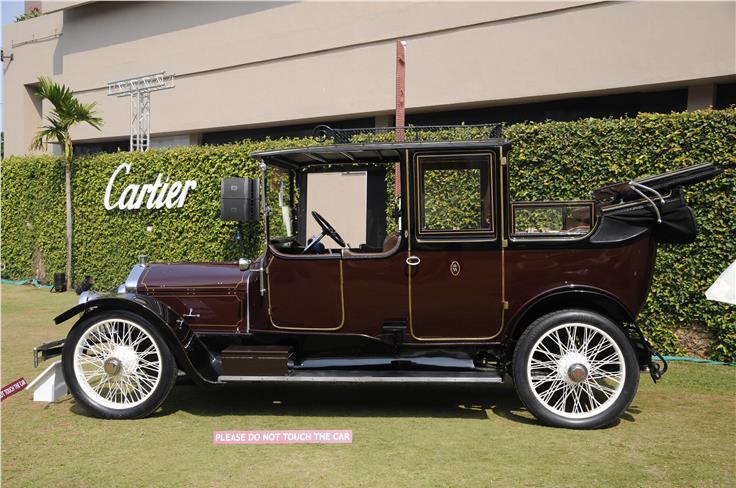 1908 Wolseley 16/20