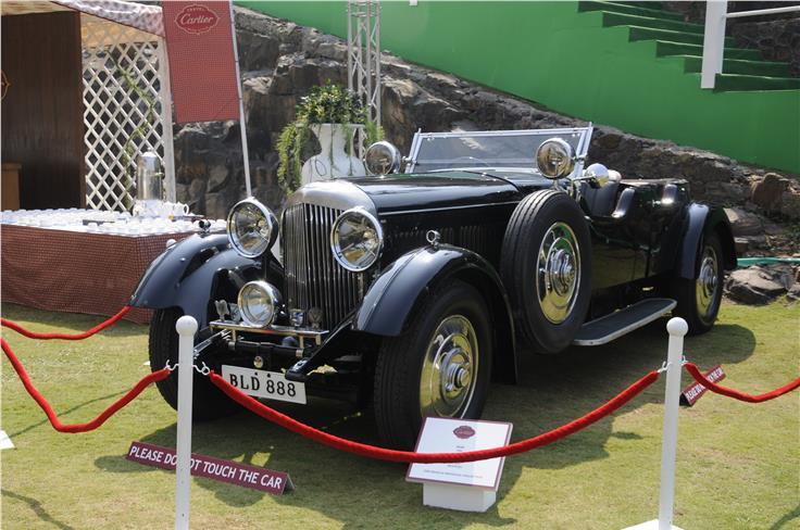 1930 Bentley 8 liter