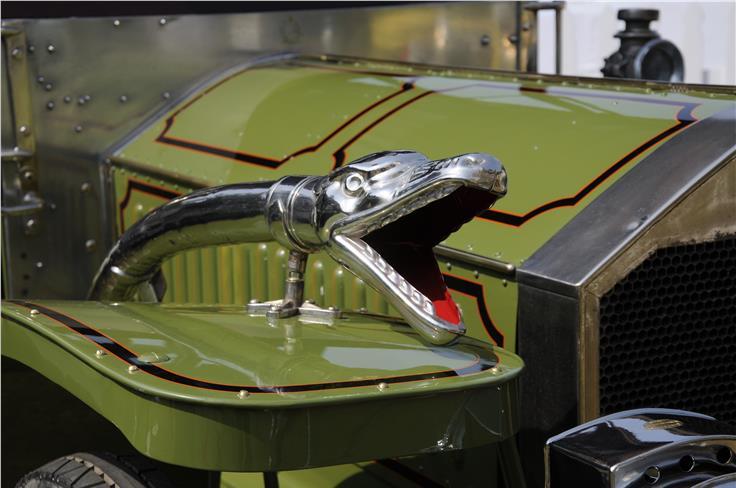 1906 Napier Type L76