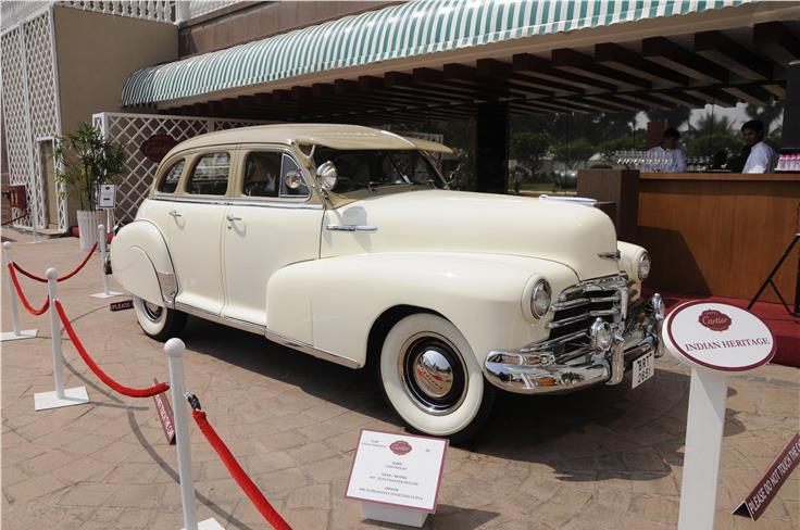 1947 Chevrolet Fleetmaster Delux