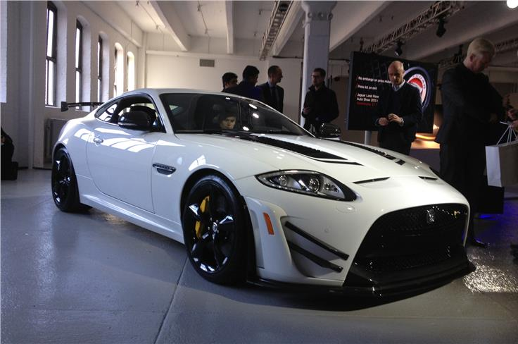 Jaguar has unveiled the new limited edition XKR-S GT.