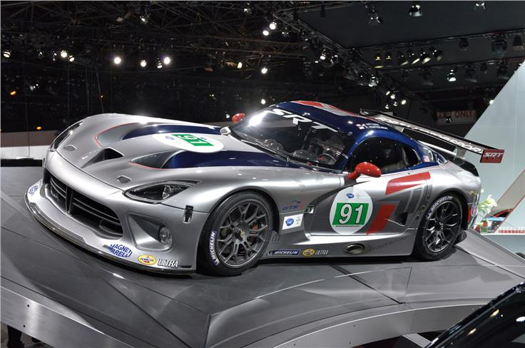 Latest SRT Viper racer again carries the GTS-R name
