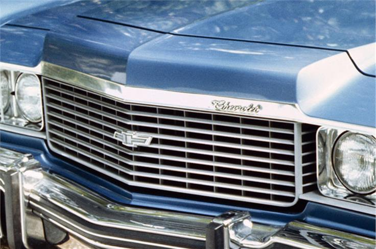 The Impala was first introduced in 1958