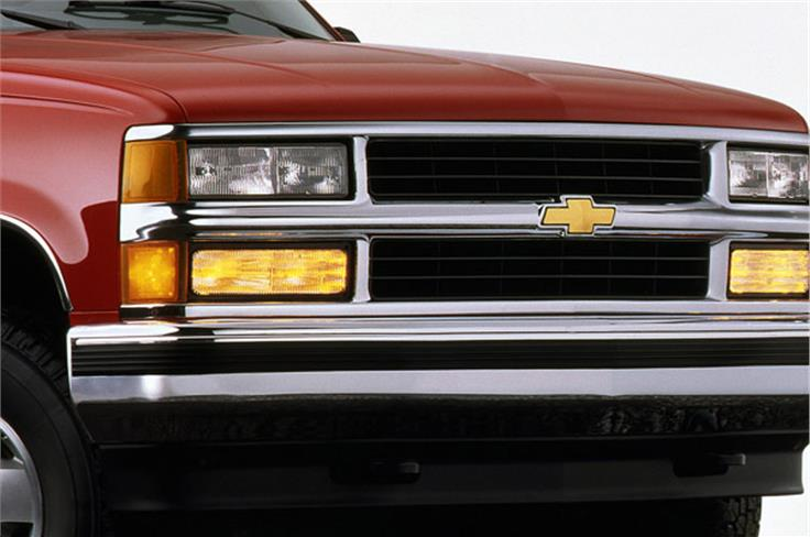 The badge became more prominent throughout the 90s