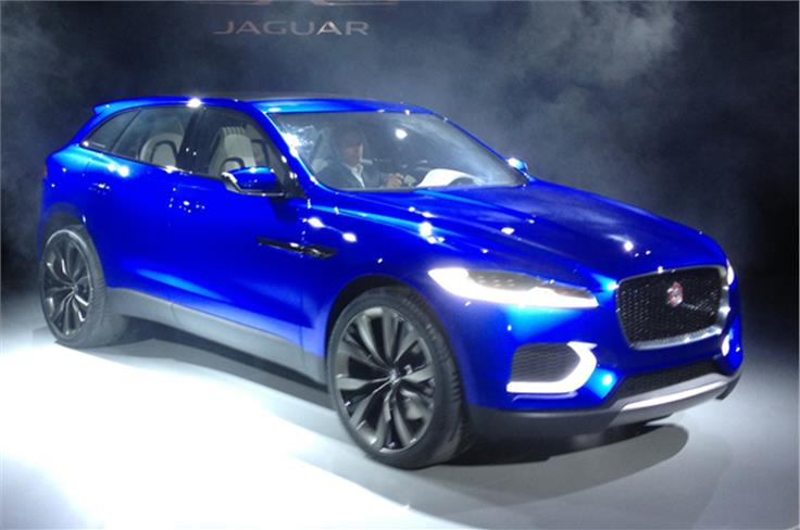 The new architecture will form the basis of all new compact Jaguars over the next few years.