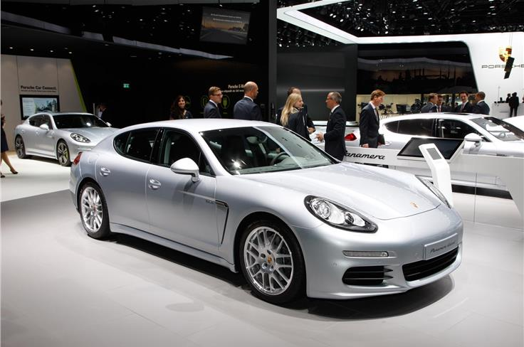 The Porsche Panamera diesel facelift features more power, more torque and lower emissions.