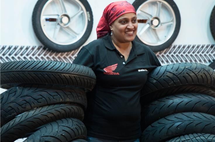 All tyred out. Photo Credit: Mehdi