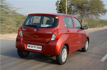 On the whole, the Celerio's inoffensive styling should find favour among all types of buyers in the small car segment.