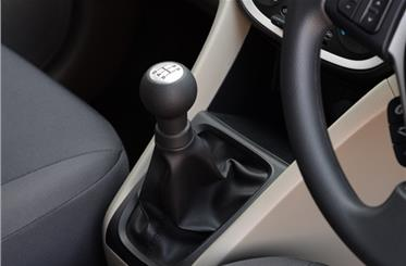 The Celerio's 5-speed manual gearbox is approx 3.5 kg lighter than the older unit.
