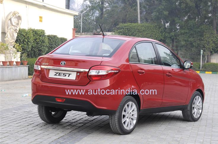 The Zest's stubby boot looks attractive but isn't as well-integrated as we would've liked.