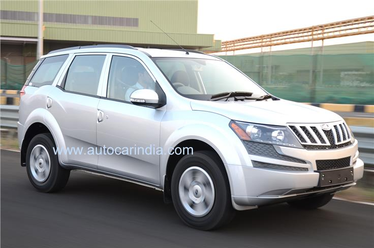 Mahindra has not altered the basic looks of the XUV500 W4, which have always been a big part of its appeal for customers.