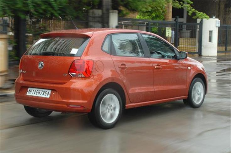 The tail-lamps have been mildly restyled.