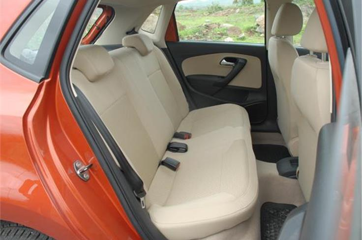 The rear seats get re-styled headrests.