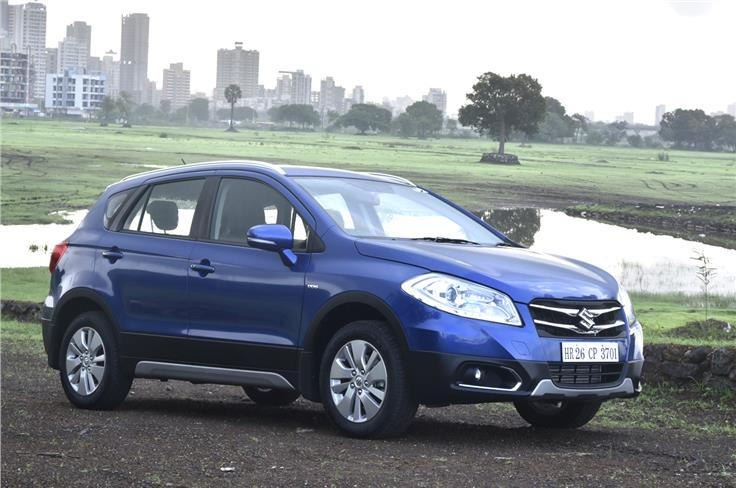 The S-Cross will be available in five trim levels Sigma, Sigma (O), Delta, Zeta and Alpha.