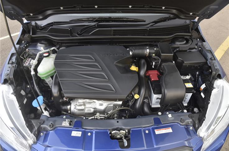 The S-Cross is powered by a choice of 1.3-litre and 1.6-litre engines mated to a five and six-speed manual gearbox respectively.