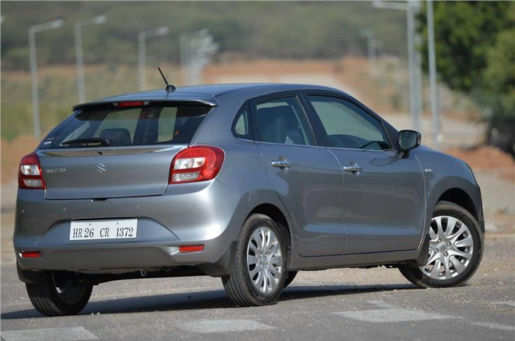 Measuring 3,995mm in length, 1,745mm in width and 1,500mm in height, the Baleno is larger than the Swift but weighs around 100kg less.
