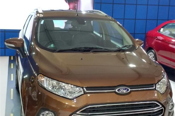 Ford new EcoSport.