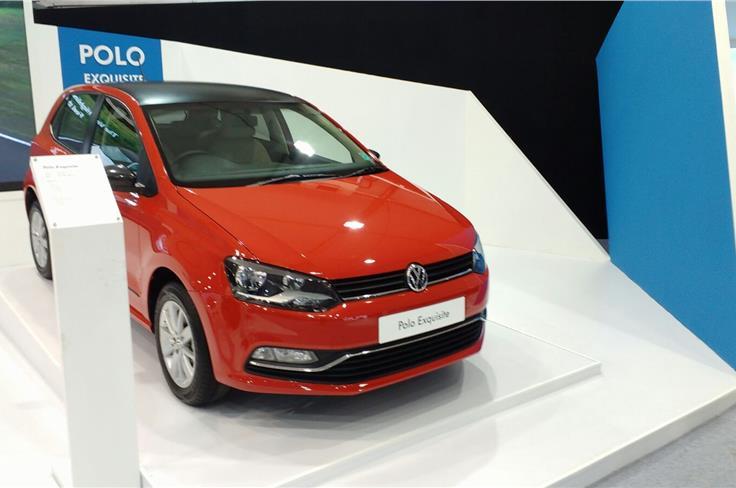 Volkswagen Polo Exquisite.