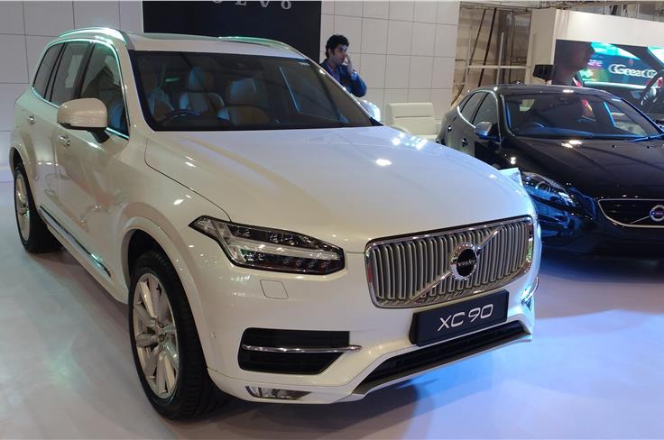 Volvo New XC90