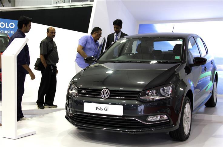 Volkswagen Polo GT.