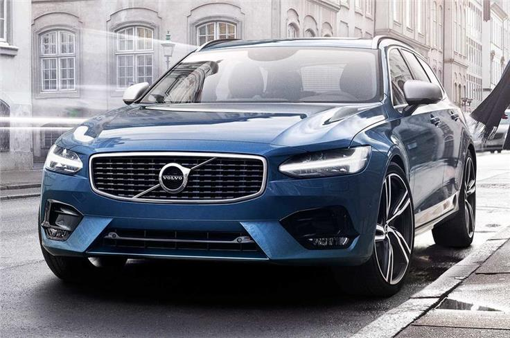 The R-Design package on the S90 and XC90 sees the addition of a sportier body kit, new alloy wheels and new interior trim options.